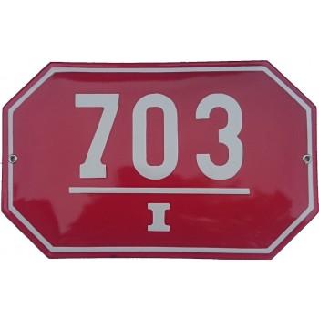 Smaltovaná cedule 330x210 -...