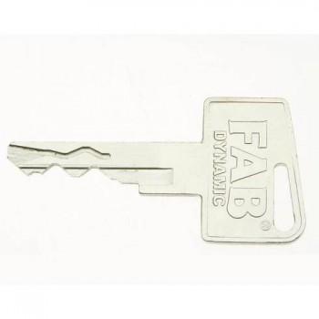 Klíč k vložkám FAB Dynamic