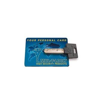 Klíč Mul-T-Lock CLASSIC...